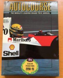 Autocourse 1990/91 Editor: Alan Henry 1991