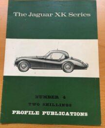 No: 4 - Jaguar XK Series Profile Publications 1967